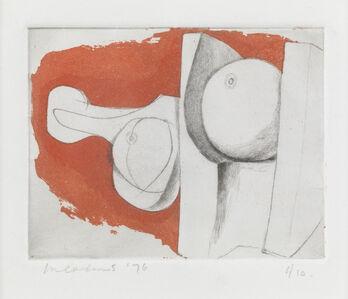 Bernard Meadows, 'Study for Sculpture', 1976