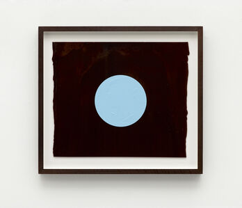 Mads Gamdrup, 'Untitled (brown and blue)', 2020