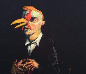 Igor Tishin, 'Cockerel Mask', 2019