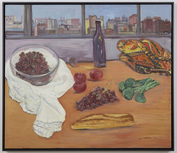 Jane Freilicher, 'Untitled (Objects on a Table)', 1973
