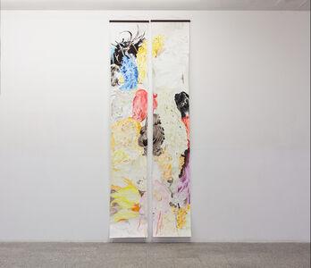 Lucile Desamory, 'Besondere Perücken', 2020
