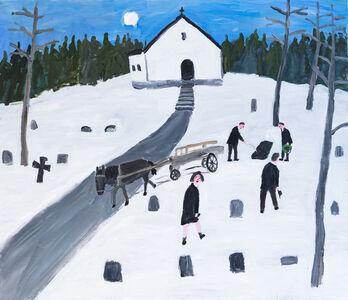 Kent Iwemyr, 'Den sista skvätten / The Last Dram', 2020