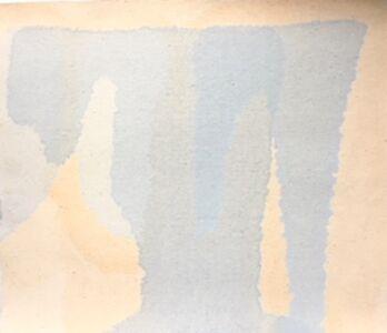 Amanda S. Fenlon, 'Pour Study, Blue Sand', 2018