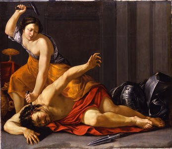 Simon Vouet, 'Jael and Sisera', ca. 1615