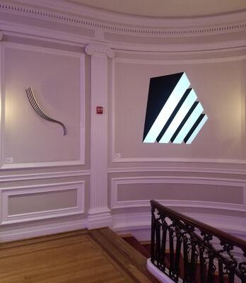 Geometric Conversations, installation view
