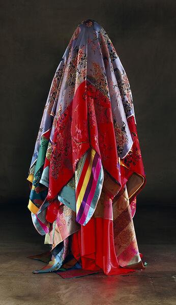 Kimsooja, 'Encounter - Looking into Sewing', 1998 -2013