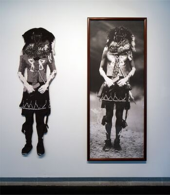 According To What, installation view