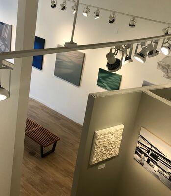 Rising Light, installation view