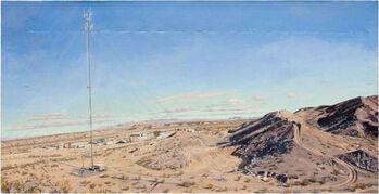 Rackstraw Downes Paintings