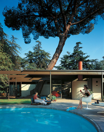 For Sale  Beautiful Enigma   Eichler Network                Mid Century Modern Home Of Case Study House Master Architects   Los Angeles