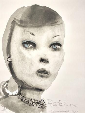 Marlene Dumas Drawings
