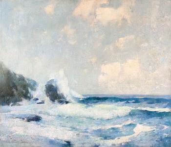Soren Emil Carlsen, 'Full Tide, Coast of Maine', 1890–1920