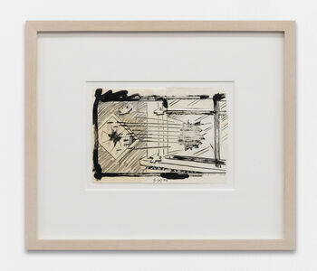 Steve Gianakos, 'Out of the window 1', 1984-1988
