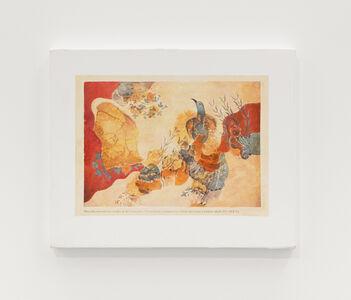 Juan Araujo, 'Oiseau Bleu', 2020
