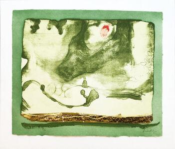 Helen Frankenthaler, 'Tiger's Eye', 1987