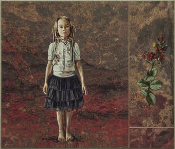 Jacques Payette, 'Voici des fleurs...', 2018