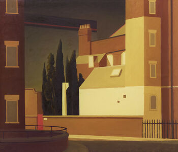 Renny Tait, 'Trees at Hammersmith', 1992