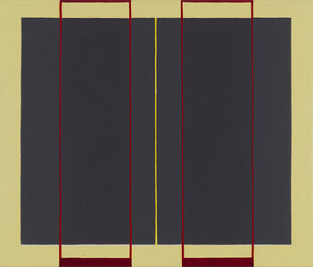 Trevor Vickers, 'Untitled Painting', 2018