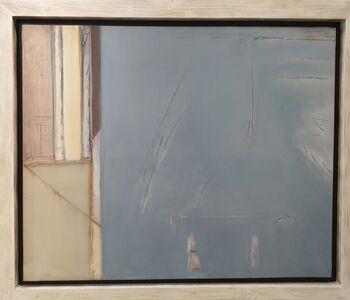 Albert Ràfols-Casamada, 'Espai interior gris', 1977