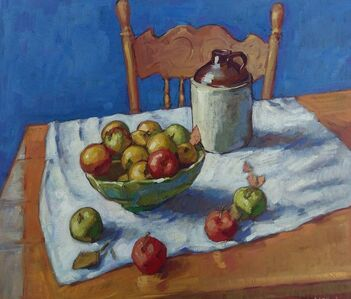Tim McGuire, 'Apples in a Bowl', 2020