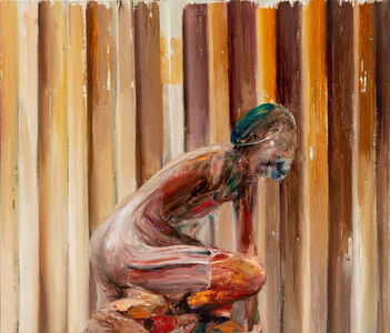 Dan Voinea, 'Up to the Roof', 2020