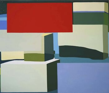Louise Belcourt, 'Hedgeland Painting #19', 2010