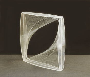 Naum Gabo, 'Linear Construction in Space No.1', 1965