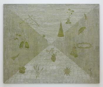Nana Funo, 'Hidden letter constellation', 2016