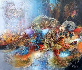 William Malucu, 'Passionate soul V ', 2019