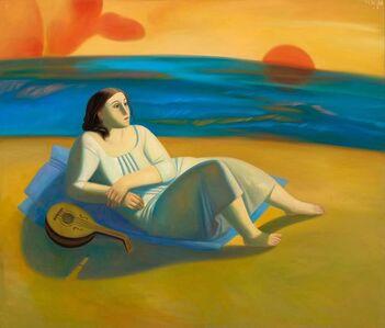 Afifa Aleiby, 'Sunset', 2017