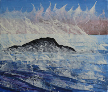 Julia von Metzsch Ramos, 'Steaming Ocean', 2015