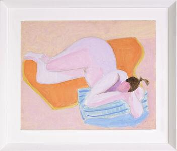 Sally Michel, 'Reclining', 1982