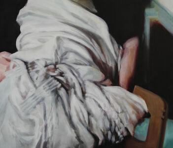 Rachel Lancaster, 'White Fabric', 2018