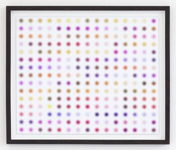 Mads Gamdrup, 'Monochrome Colour Noise', 2012