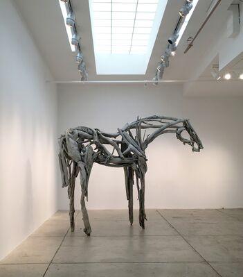 Deborah Butterfield, installation view
