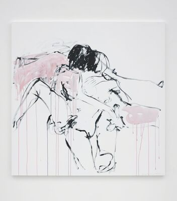 Tracey Emin: I Cried Because I Love You, installation view