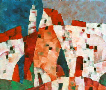 Harry Guttman, 'City Of Hope', 2011