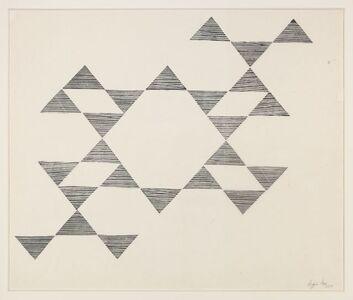 Lygia Pape, 'Tecelar', 1955