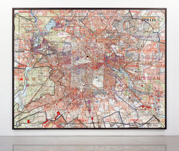 Gert Jan Kocken, 'Depictions of Berlin 1933-1945 (Close-up)', 2011-2019