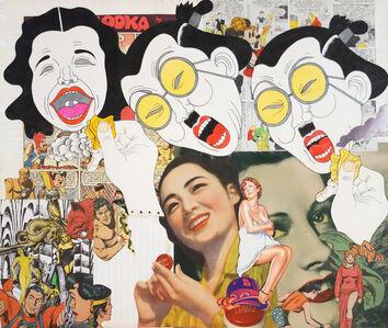 Keiichi Tanaami, 'Collage Book 7_34 ', 1973