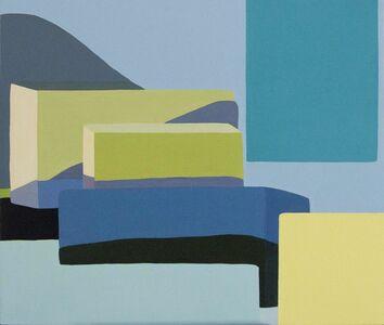 Louise Belcourt, 'Mound #6', 2011