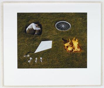 Sigurdur Gudmundsson, 'Collage', 1979