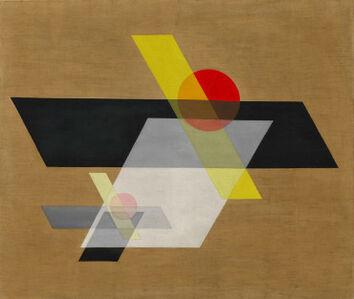László Moholy-Nagy, 'A II (Construction A II)', 1924
