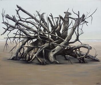 Nele Ouwens, 'Driftwood', 2014