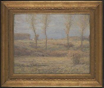 Dwight Tryon, 'November Morning', 1901-1902