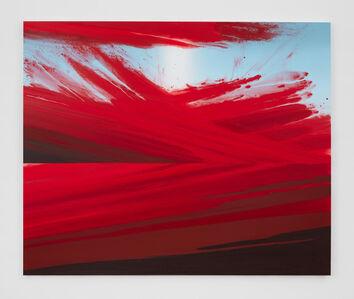 Barnaby Furnas, 'Red Horizon #1', 2017