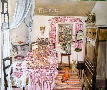 Juliane Hundertmark, 'Maniac', 2019