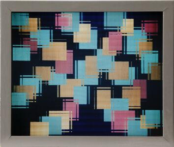 "Katsuhiro Yamaguchi, 'Light sculpture ""Vitrine""', 1990s"