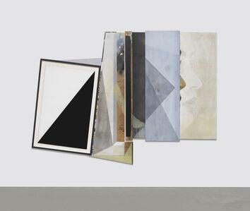 Matthias Bitzer, 'the off-kilter air around a perpetual cocoon', 2018