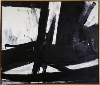 Franz Kline, ' Cross Section', 1956